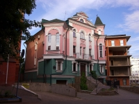 neighbour house: st. Ayvazovsky, house 11А. hotel Hills