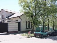 Kazan, st Bekhterev, house 6. office building
