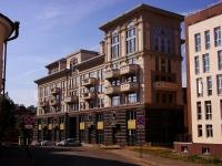 Казань, улица Бехтерева, дом 9. строящееся здание