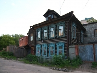 Kazan, Kurashov st, house 3. Private house