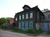 Kazan, Kurashov st, house 3. Private house