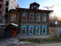 Kazan, st Kurashov, house 3. Private house