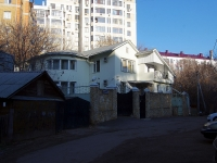neighbour house: st. Kurashov, house 5. hotel