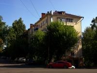 Казань, улица Курашова, дом 30. многоквартирный дом