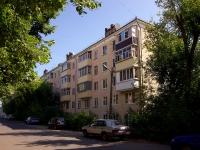 Казань, улица Курашова, дом 34. многоквартирный дом