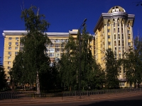 neighbour house: st. Kurashov, house 20. Apartment house
