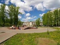 Kazan, park им. К. ТинчуринаKarim Tinchurin st, park им. К. Тинчурина