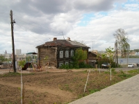 Kazan, st Zayni Sultan, house 2А. Apartment house
