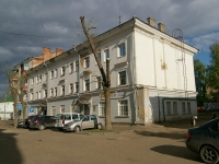 Kazan, Zayni Sultan st, house 13. Apartment house