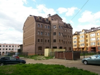 Kazan, Fatykh Karim st, house 7 с.1. building under construction