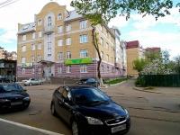Казань, улица Фатыха Карима, дом 9. многоквартирный дом