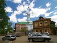 """Казань, мечеть """"Зангар"""", улица Фатыха Карима, дом 19"""