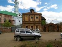 Казань, улица Фатыха Карима, дом 21. неиспользуемое здание