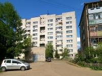 Казань, улица Фатыха Карима, дом 26. многоквартирный дом