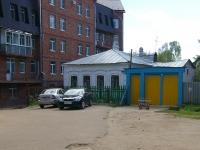 Казань, улица Фатыха Карима, дом 32. индивидуальный дом