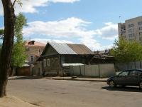 Казань, улица Сары Садыковой, дом 4. индивидуальный дом