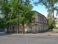 neighbour house: st. Sary Sadykvoy, house 5. vacant building