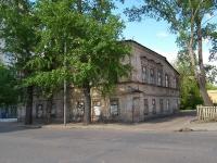 Казань, улица Сары Садыковой, дом 5. неиспользуемое здание
