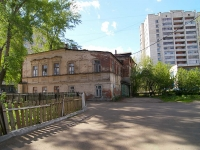 Kazan, Sary Sadykvoy st, house 5. vacant building