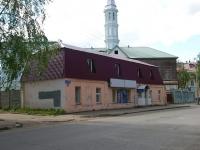 Казань, улица Сары Садыковой, дом 8А. офисное здание