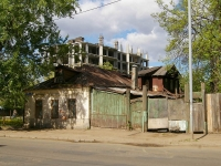 Казань, улица Сары Садыковой, дом 9. индивидуальный дом