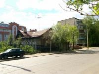 Казань, улица Сары Садыковой, дом 14. индивидуальный дом