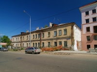 Kazan, Sary Sadykvoy st, house 47. Apartment house