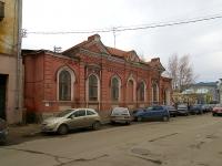 Казань, улица Университетская, дом 2. неиспользуемое здание