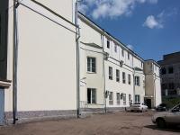 neighbour house: st. Bolshaya Krasnaya, house 1. governing bodies Городской информационно-диагностический центр Управления образования РТ в г.Казани