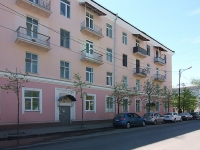 neighbour house: st. Bolshaya Krasnaya, house 22А. Apartment house