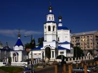 Казань, улица Большая Красная, дом 1/2. церковь в честь святой великомученицы Параскевы Пятницы