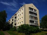 neighbour house: st. Bolshaya Krasnaya, house 3. Apartment house