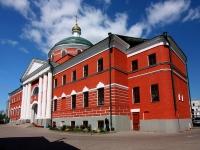 Kazan, cloister Казанский Богородицкий мужской монастырь, Bolshaya Krasnaya st, house 5