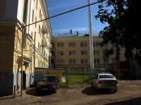 Kazan, hostel Казанского национального исследовательского технического университета им. А.Н. Туполева, Bolshaya Krasnaya st, house 7