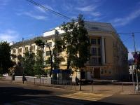 neighbour house: st. Bolshaya Krasnaya, house 7. hostel Казанского национального исследовательского технического университета им. А.Н. Туполева