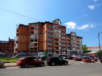 Казань, улица Большая Красная, дом 8. многоквартирный дом