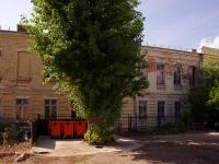 Kazan, Bolshaya Krasnaya st, house 12. vacant building
