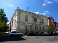 neighbour house: st. Bolshaya Krasnaya, house 12. vacant building