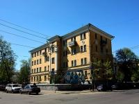 соседний дом: ул. Большая Красная, дом 18. многоквартирный дом