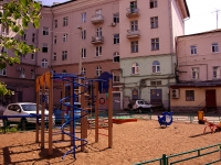 Казань, улица Большая Красная, дом 29А. многоквартирный дом