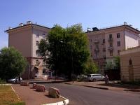 喀山市, Bolshaya Krasnaya st, 房屋 29А. 公寓楼