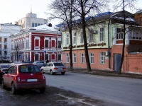 Kazan, Bolshaya Krasnaya st, house 37. multi-purpose building