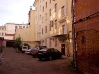 喀山市, Bolshaya Krasnaya st, 房屋 46. 公寓楼