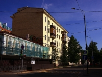 neighbour house: st. Bolshaya Krasnaya, house 46. Apartment house