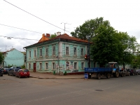 Kazan, Bolshaya Krasnaya st, house 44. Apartment house