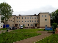 Kazan, birthing centre Республиканская клиническая больница №3, Bolshaya Krasnaya st, house 51