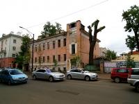 Казань, улица Большая Красная, дом 52. неиспользуемое здание