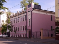 neighbour house: st. Bolshaya Krasnaya, house 52. vacant building