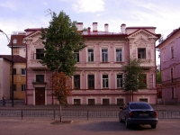neighbour house: st. Bolshaya Krasnaya, house 58. Apartment house