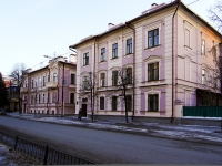 喀山市, Bolshaya Krasnaya st, 房屋 58 с.1. 公寓楼